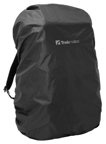Trekmates Reversible Backpack Raincover Dark Grey