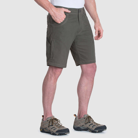 "Kuhl Ramblr 10"" Shorts, Gun Metal"