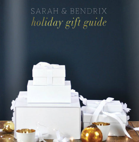 OUR HOLIDAY GIFT GUIDE 2014