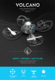 Gesture Controlled Mini Drone With Camera - Trighter