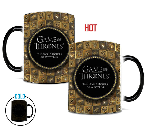 Game Of Thrones Color Changing Magic Mug - Trighter