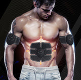 Electronic Muscle Stimulator for Abs and Arms - Trighter