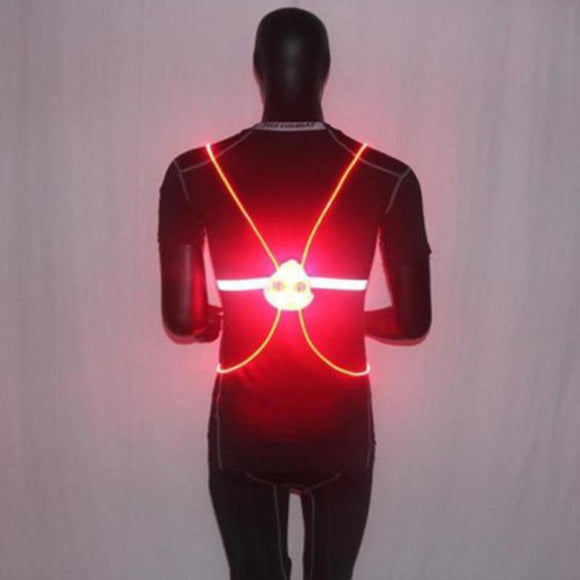 Outdoors Flashing Vest - Trighter
