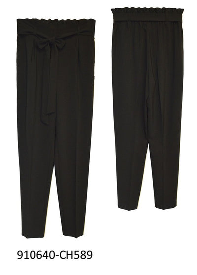 Front Tie Flirty Girl Pants