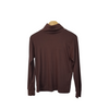 Currants Brown Turtle Neck