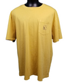 Not Of This Earth Yellow Crewneck Tee