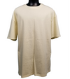 Fear Of God Essentials Beige Tee