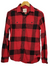 American Eagle Heritage Red Classic Flannel