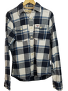 Hollister Blue Flannel