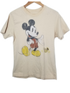 Disney Store Mickey Mouse T-Shirt Large Classic Retro Distressed Est. 1928
