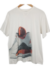 Michael Air Jordan Big Graphic Jordan 3 Sneaker Vintage T Shirt