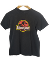 Vintage 1990's Hanes Beefy T'  Jurassic Park Graphic Tee' Single stitched