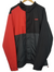 Cookies Red/Black Color Block Windbreaker