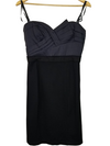 BCBG Navy Cocktail Dress