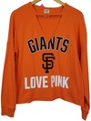 PINK SF Giants Sweater