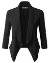 2sable Black lightweight Blazer