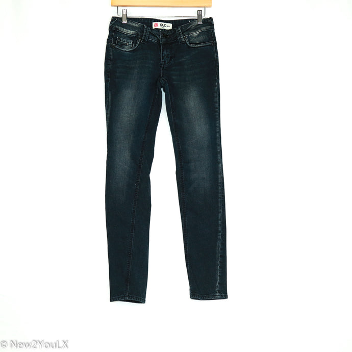 Stand Alone In Style Grey Jeans (Yaso) - New2Youlx