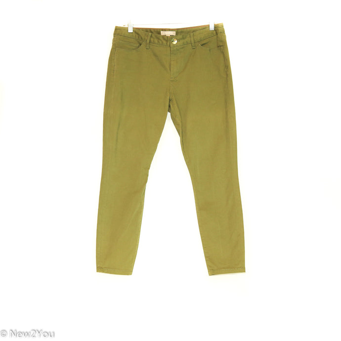 Army Green Skinny Jeans (Banana Republic) - New2You Lx