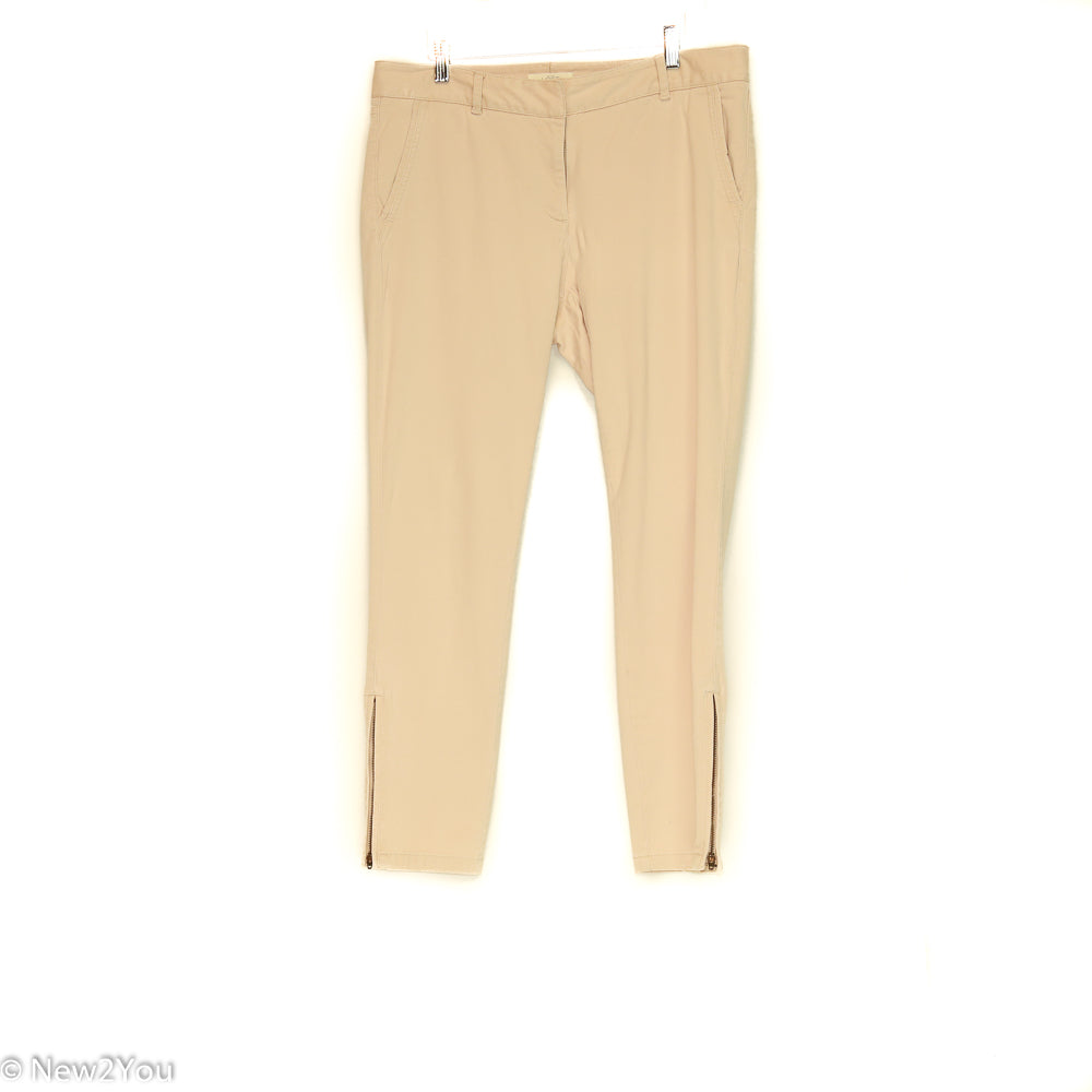 Beige Pants (Ann Taylor) - New2You Lx