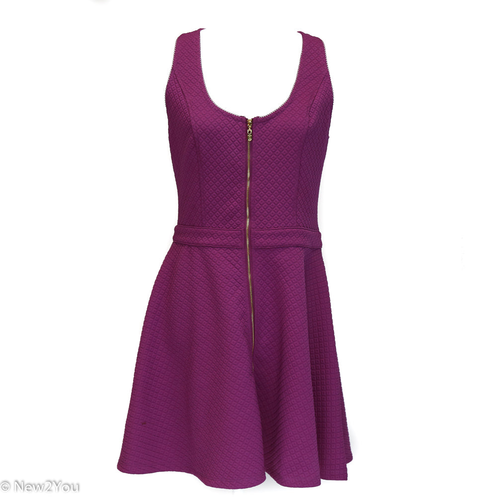 Purple Evening Dress (Bebe)