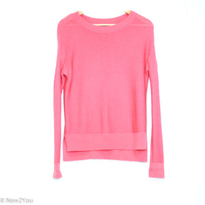 Coral Knit Pullover Sweater (Ann Taylor Loft) - New2You Lx
