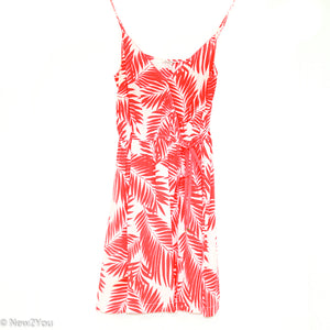 Coral & White Sundress (Juicy Couture) - New2You Lx