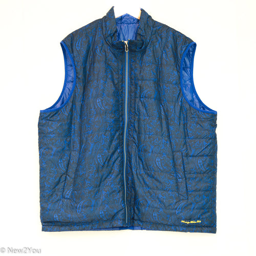 The Lagoon Blue Vest (Robert Graham)