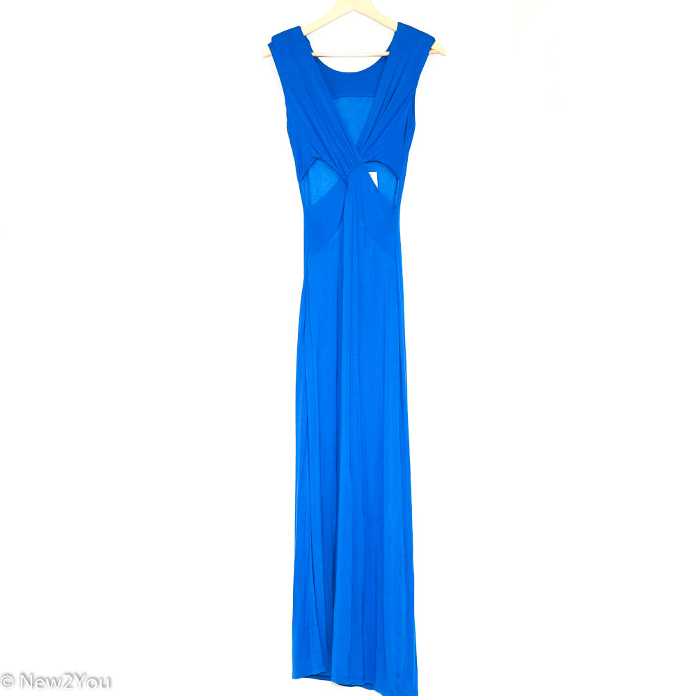 Heather Blue Reversible Sundress (Bebe) - New2Youlx