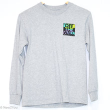 Load image into Gallery viewer, Off the Wall Grey Long Sleeve (Vans)