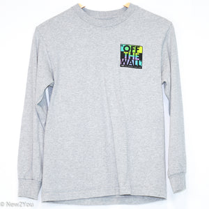 Off the Wall Grey Long Sleeve (Vans)