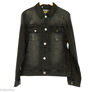 MEN'S BLACK JACKET - RIOT CONTROL JACKET