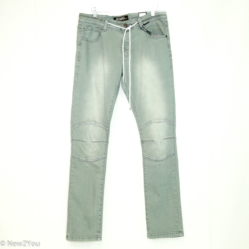 Men'S Grey Pants - Dear John Jean