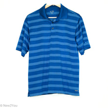 Load image into Gallery viewer, Blue Striped Golf Polo (Champion) - New2You LX