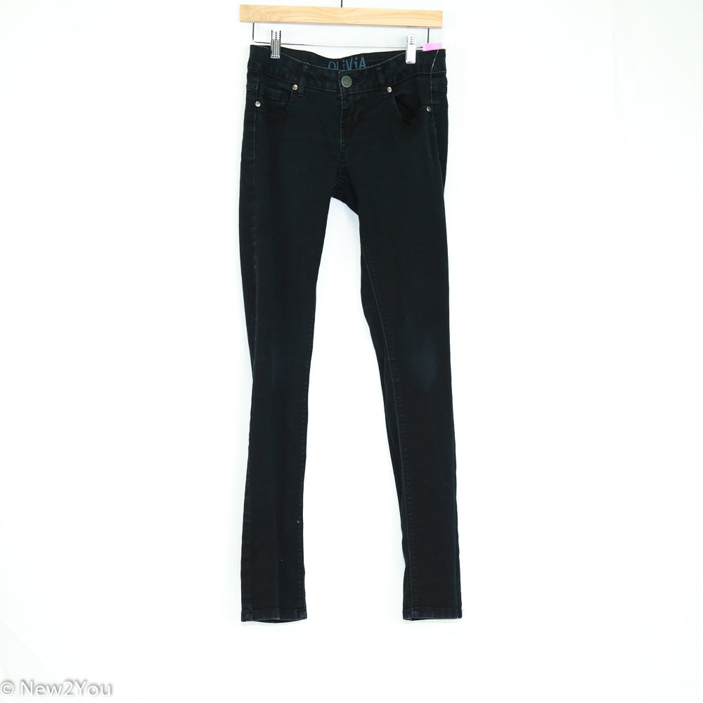 Black Skinnies (Olivia) - New2You Lx