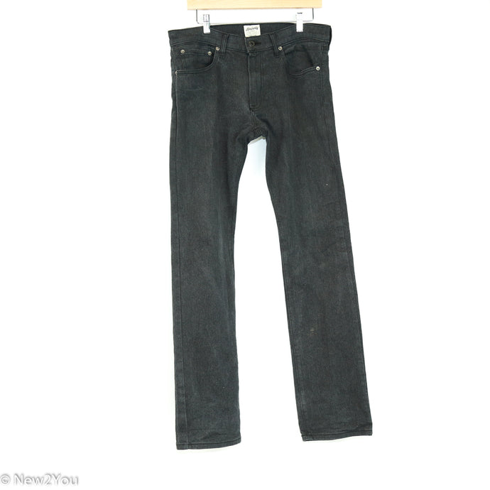 Faded Black Jeans (The Kennedy) - New2Youlx