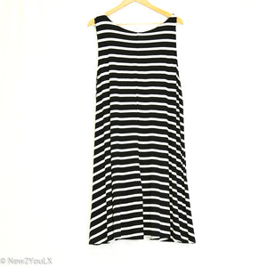 Black and white tank dress New2You LX