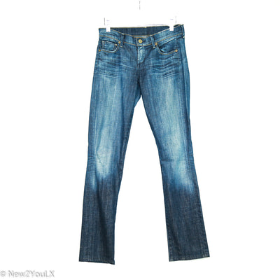 blue wash jeans (citizens of humanity)