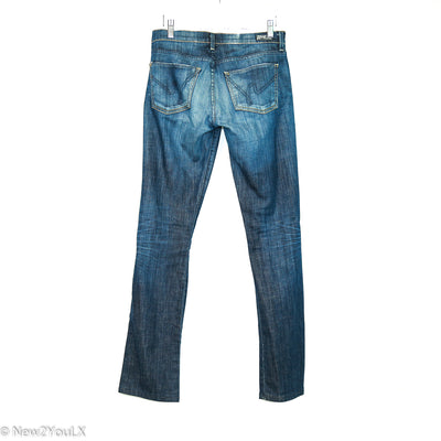 Dark Blue Wash Jeans (Citizens of Humanity)