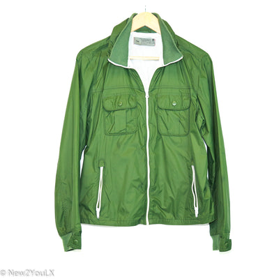 green rain jacket (Gap) new2you lx