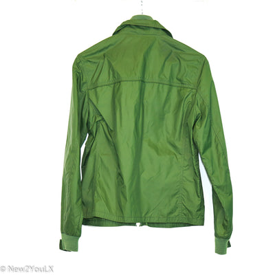Green Windbreaker (Gap)
