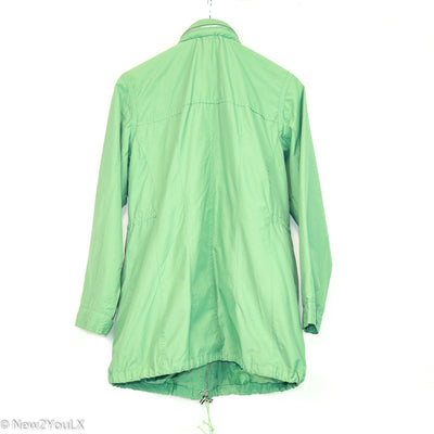 Mint Green Windbreaker (Cherokee)