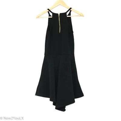 Black High Neck Dress (Rue21)