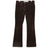 Brown Corduroy Bootcut Pants (GAP)