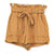 Brown/Wht/Gold Paper Bag Shorts (Union Bay)