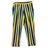 Weavers Mustard/Teal Harem Pants, New2Youlx New 2 You