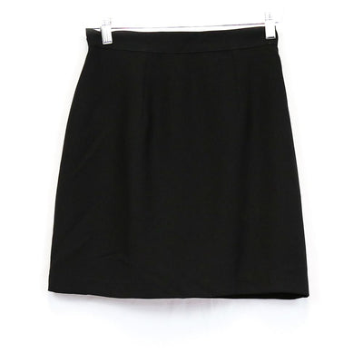 Rampage Black Mini Skirt