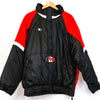 NFL Black, Red and White Buccaneers Puff Pullover