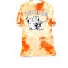Orange Tie Dye T-shirt (True Religion)