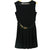 Black Gold Belted Sheath Dress (Alfani)