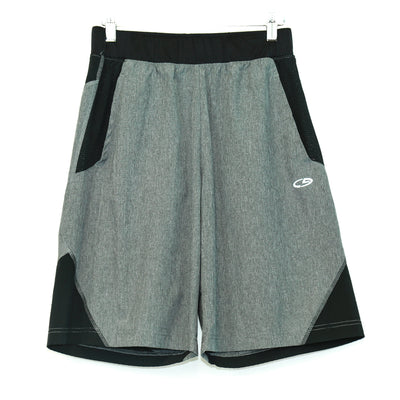Grey/Black Workout Shorts (Champion)